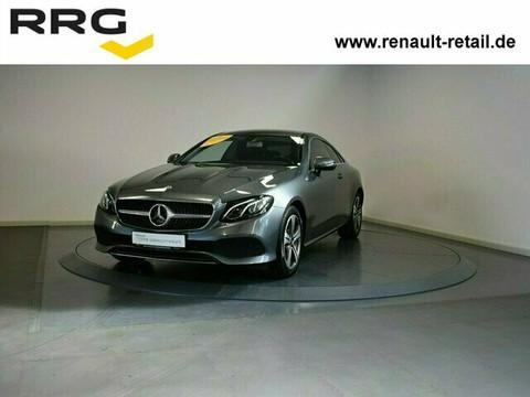 Mercedes-Benz E 220 d Coupe Avantgarde Automatik el Sitz
