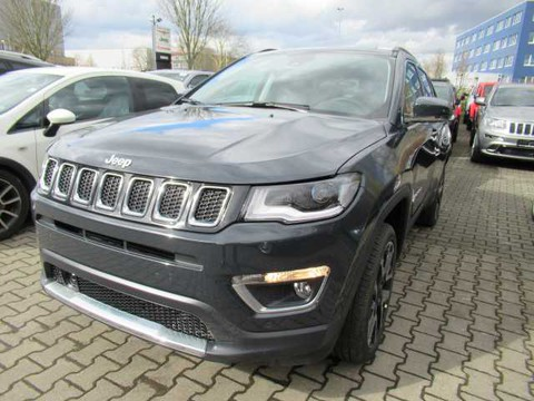 Jeep Compass 1.4 MultiAir Limited MY18 Auto9 BEATS