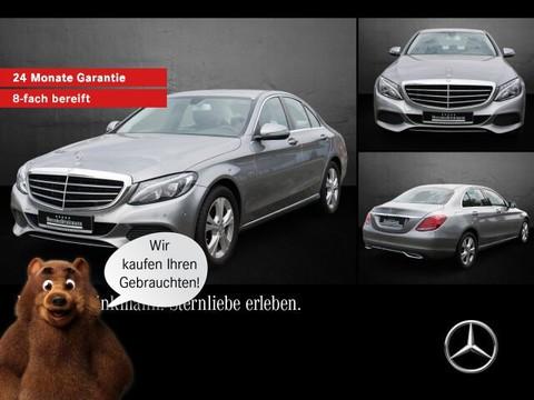Mercedes-Benz C 200 d EXCLUSIVE Exterieur