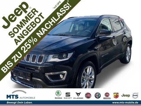 Jeep Compass 1.3 l LIMITED Gse T4 110kW (150PS)