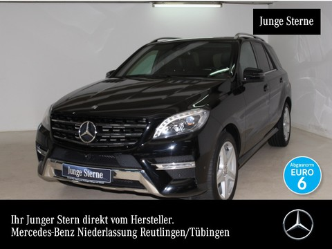 Mercedes ML 250 AMG 360° Harman
