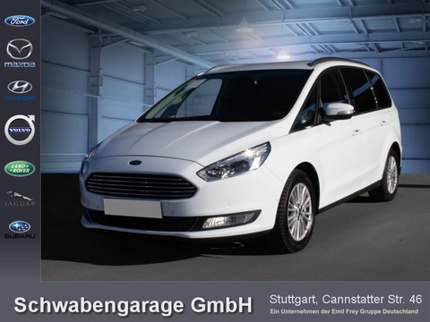 Ford Galaxy 2.0 Eco Boost Titanium