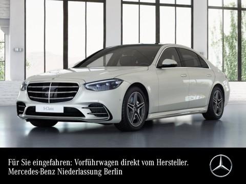 Mercedes-Benz S 500 L AMG DIGITAL-L Burmester4D TV