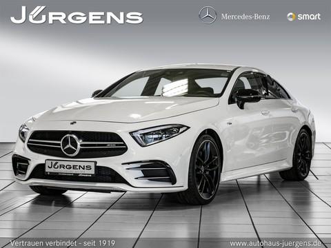 Mercedes CLS 53 AMG Edition1 Wide Burm