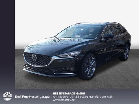 Mazda 6 Kombi 184 Drive i-ELOOP Sports-Line 135ürig (Diesel)