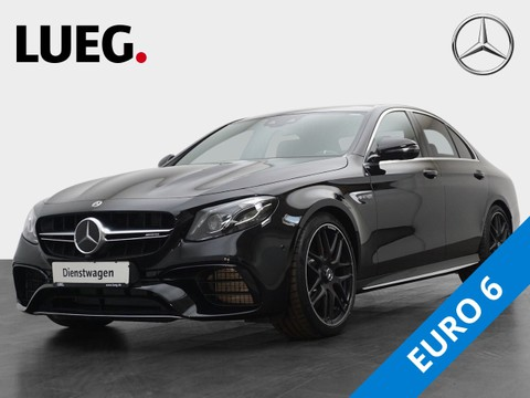 Mercedes E 63 AMG 63S Drivers Package