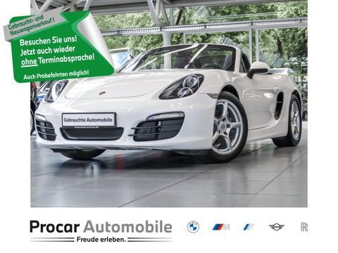 Porsche Boxster 2.7 Boxster 18