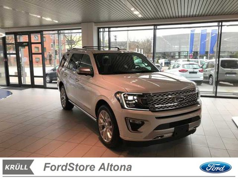 Ford Expedition 3.5 Platinum V6 Turbo 400PS 1