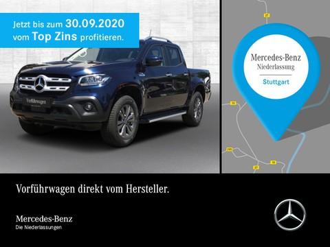 Mercedes-Benz X 350 D Progressive Edition