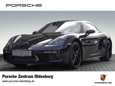 Porsche Cayman 6.2 718ügbar 2018