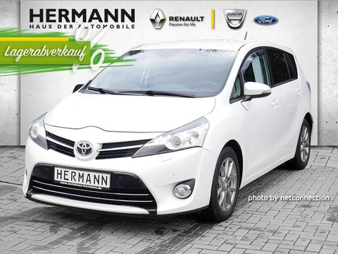 Toyota Verso undefined
