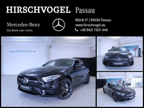 Mercedes CLS 53 AMG Night Com