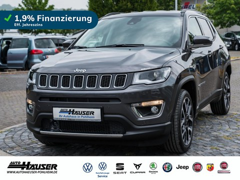Jeep Compass 1.3 Limited GSE 4x2 MY20 19