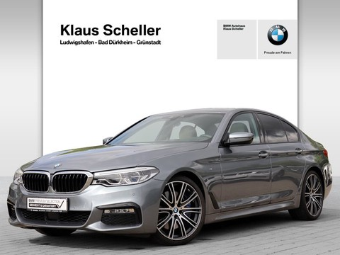 BMW 540 i Limousine M Sportpaket HK HiFi