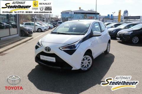 Toyota Aygo x-play Auto der Woche