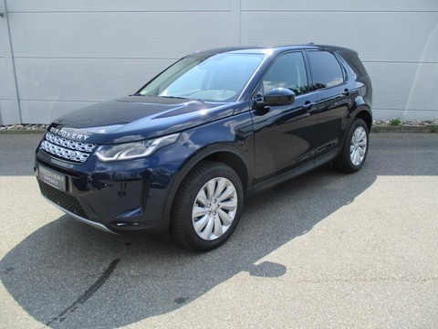 Land Rover Discovery Sport D150 SE Panodach