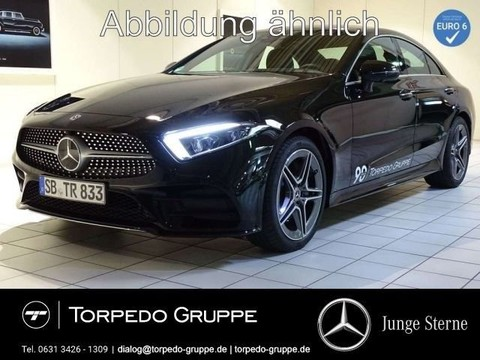Mercedes CLS 300 d COUPÉ AMG DIS
