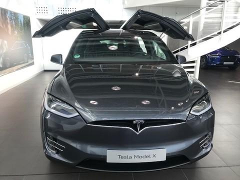 Tesla Model X 100D Allradantrieb Premium Autopilot 2