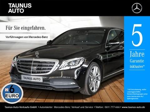 Mercedes S 400 5.0 d L UVP 1300