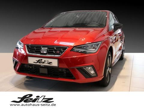 Seat Ibiza 1.0 TSI FR Black Edition