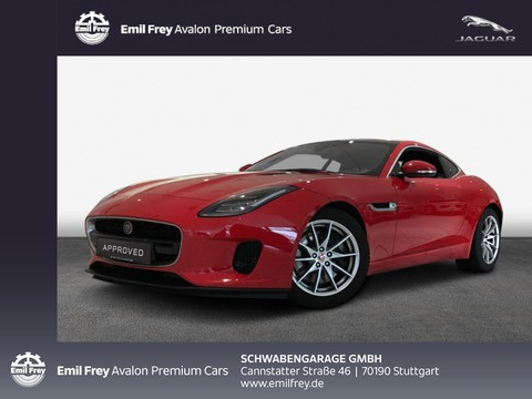 Jaguar F-Type 2.0 Coupe