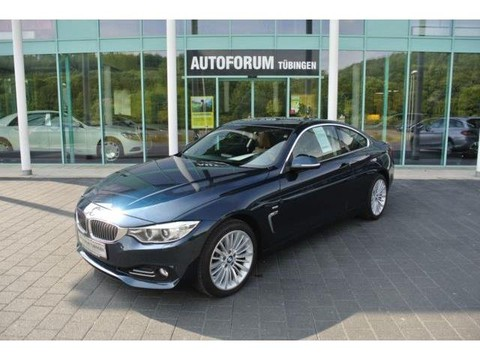 BMW 430 d Coupe xDrive Luxury Line