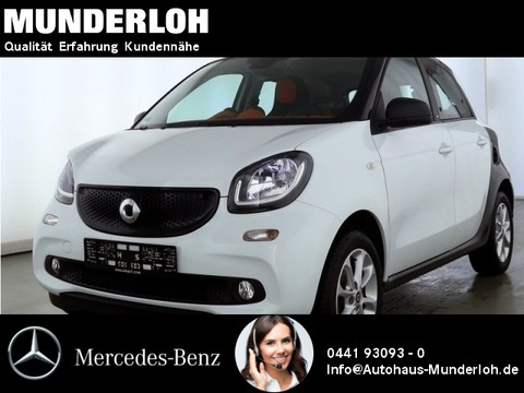 Smart ForFour 52kW Ganzjah