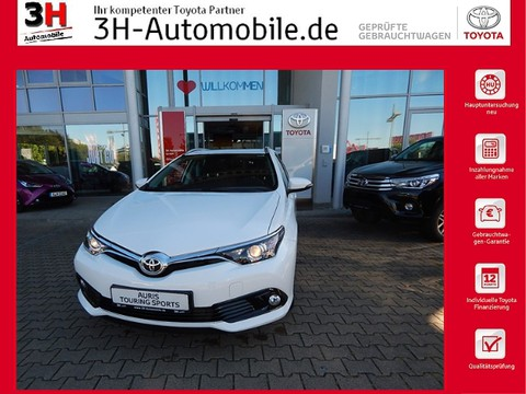 Toyota Auris Touring Sports Edition-S
