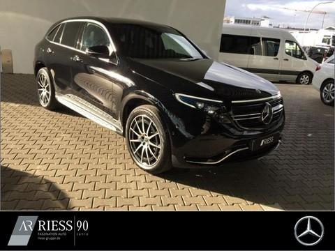 Mercedes-Benz EQC 400 AMG MULTIB °