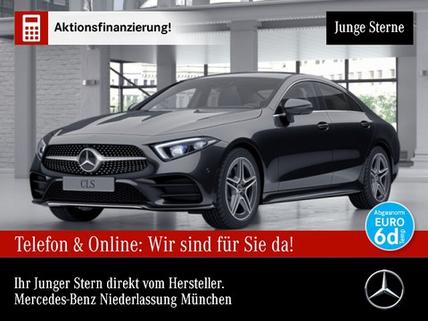 Mercedes-Benz CLS 220 d AMG FahrAssPaket °