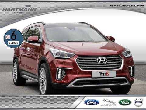 Hyundai Grand Santa Fe 2.2 CRDi Premium blue