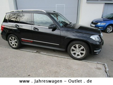 Mercedes GLK 220 4-Matic BE # Sport Paket