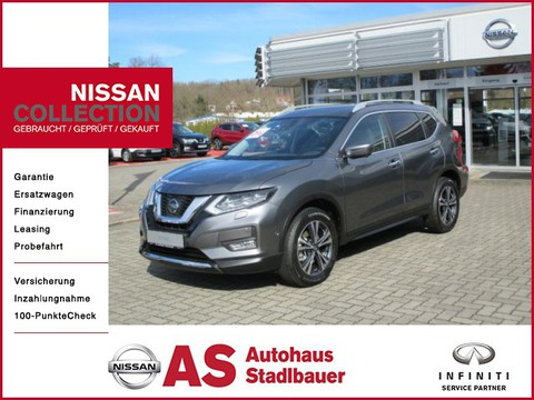 Nissan X-Trail 1.7 dCi 150 6MT Connecta