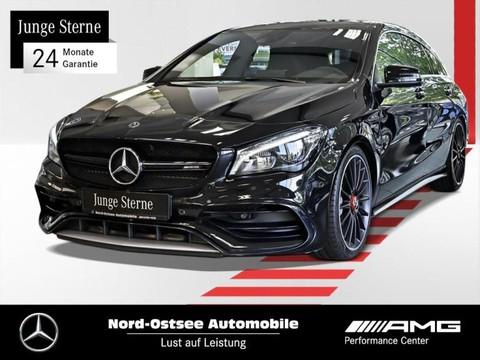 Mercedes-Benz CLA 45 AMG SB Drivers-P
