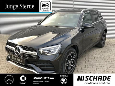Mercedes-Benz GLC 200 AMG Line AMG Spiegel-P