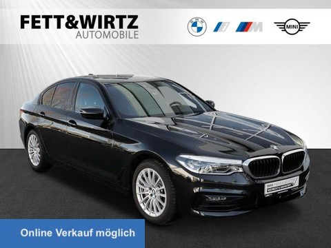 BMW 540 i e GSD Sitzbel HiFi