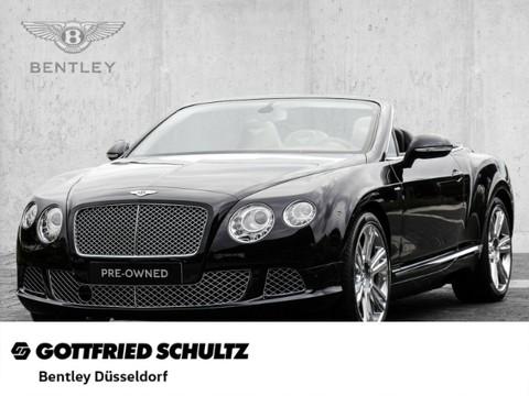 Bentley Continental GTC W12 BENTLEY DÜSSELDORF
