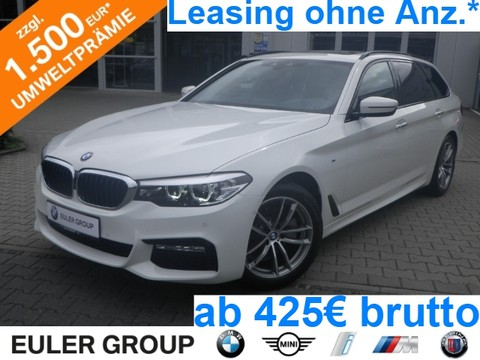 BMW 520 d M Sport Aktivlenkung NaviProf