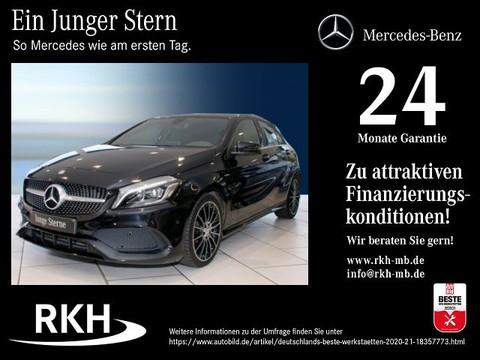 Mercedes-Benz A 200 PEAK AMG Line Ambiente