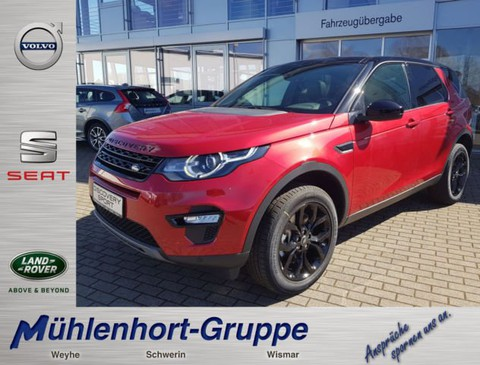 Land Rover Discovery Sport SD4 HSE Black Pack