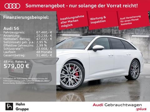 Audi S6 3.0 TDI Avant EU6d qu