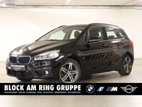 BMW 225 iPerformance Geschwindi
