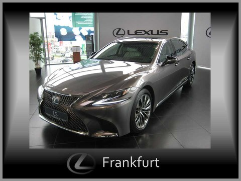 Lexus LS 500h AWD E-FOUR Luxury Line 20 PCS LKA