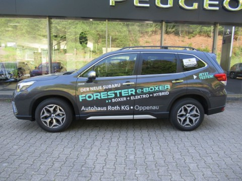 Subaru Forester 2.0 ie Lineartronic Comfort (S5)