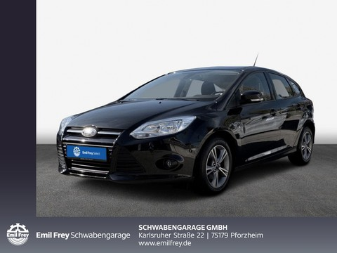 Ford Focus 1.0 EcoBoost System Edition