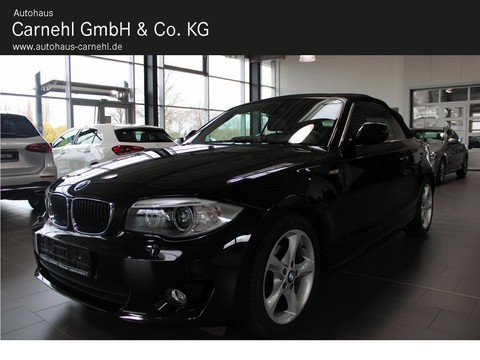 BMW 118 i Cabrio NavProf Comfort Advantage BiX