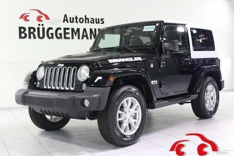 Jeep Wrangler 2.8 CRD JK FINAL EDITION