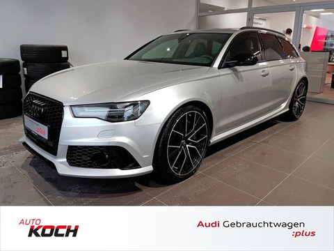 Audi RS6 4.0 TFSI Avant
