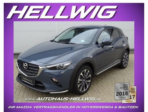 Mazda CX-3 2.0 l Selection Technik-Paket 2021