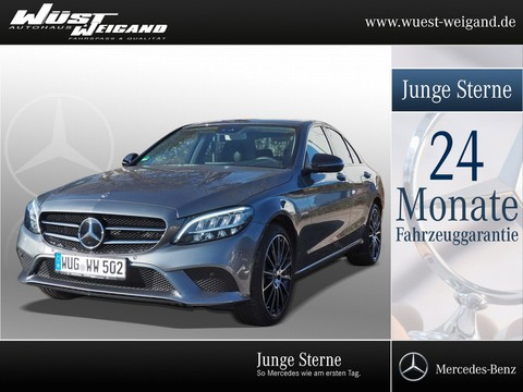 Mercedes-Benz C 200 Avantgarde Night-Paket